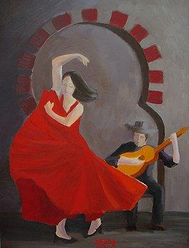 Nylon Guitarist Flamenco Guitar Videos