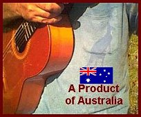Nylon Guitarist is a product of Australia